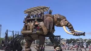 Nantes éléphants