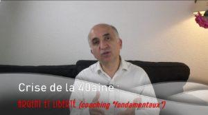 Crise de la 40aine : Argent et liberté (coaching « fondamentaux »)